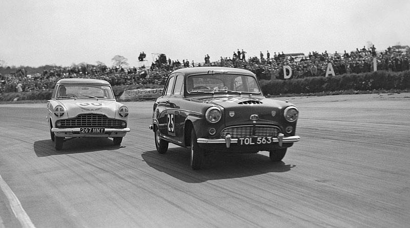 Nejlepší britské cesťáky (1958 - 1988): - fotka 1