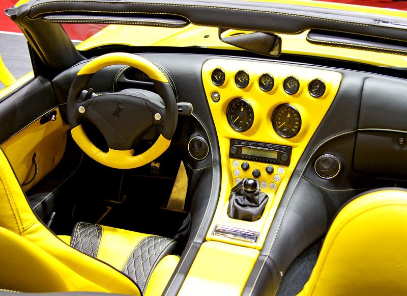 Ženeva 2010: Wiesmann Roadster MF4-S: - fotka 1