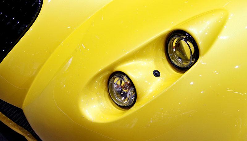 Ženeva 2010: Wiesmann Roadster MF4-S: - fotka 6