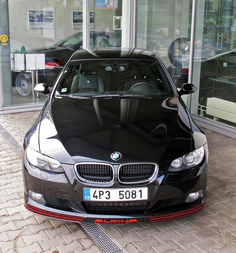 Značka BMW Alpina na českém trhu: - fotka 2