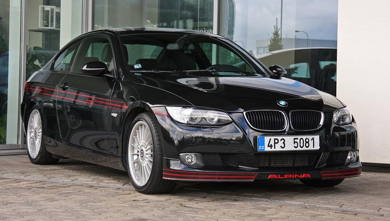 Značka BMW Alpina na českém trhu: - fotka 3