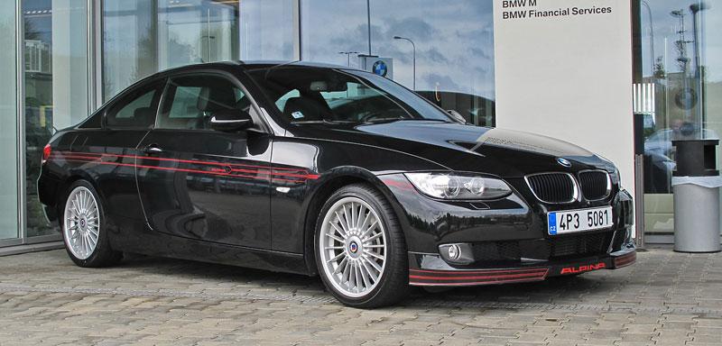 Značka BMW Alpina na českém trhu: - fotka 6