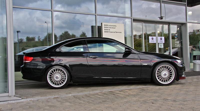 Značka BMW Alpina na českém trhu: - fotka 9