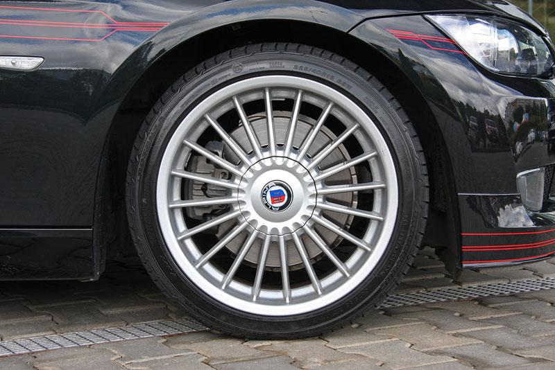 Značka BMW Alpina na českém trhu: - fotka 11