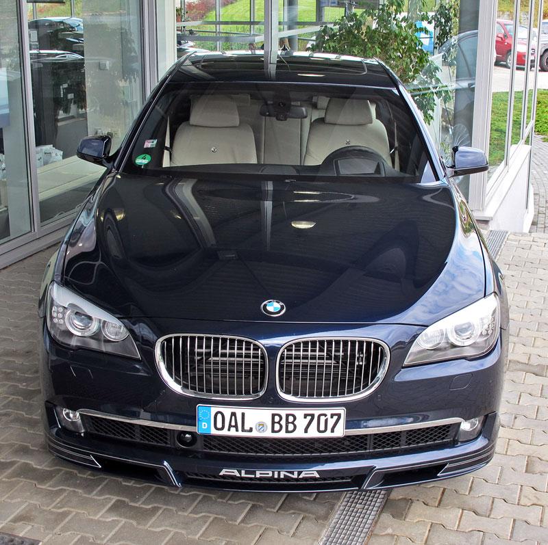 Značka BMW Alpina na českém trhu: - fotka 20