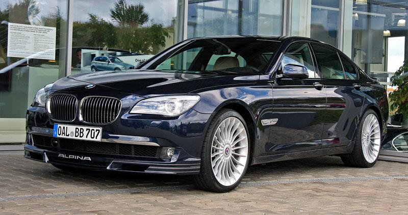 Značka BMW Alpina na českém trhu: - fotka 22