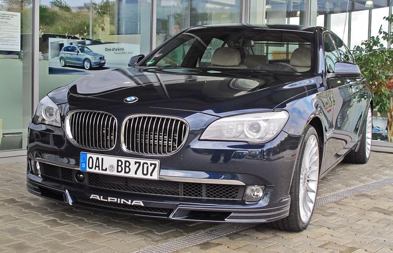 Značka BMW Alpina na českém trhu: - fotka 23