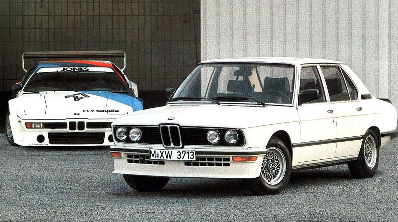 Pod lupou: BMW M5 - Bavorský dálniční expres: - fotka 6