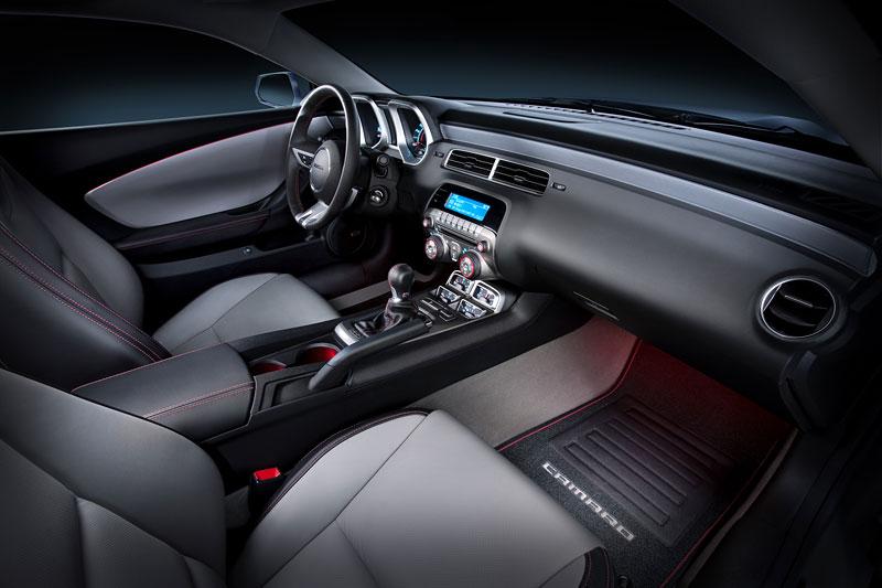 SEMA 2010: Chevrolet Camaro SSX Track Car Concept ...a ti druzí: - fotka 1
