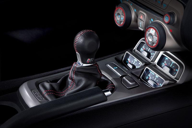 SEMA 2010: Chevrolet Camaro SSX Track Car Concept ...a ti druzí: - fotka 2