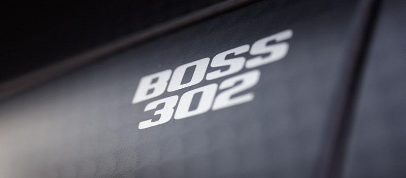 Ford Mustang Boss 302: legenda opět na scéně: - fotka 14