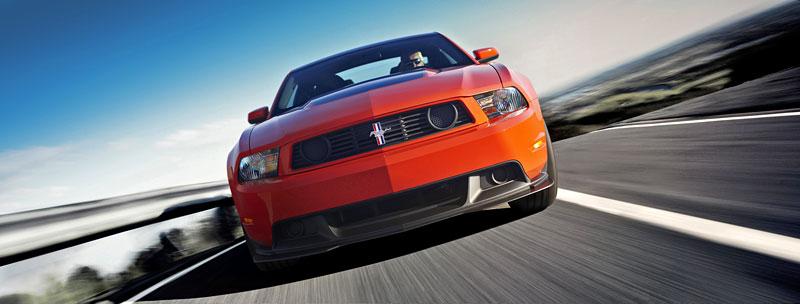 Ford Mustang Boss 302: Megagalerie legendy: - fotka 7