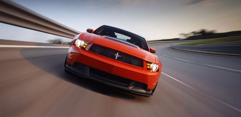 Ford Mustang Boss 302: legenda opět na scéně: - fotka 16