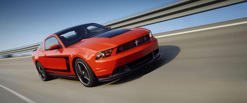 Ford Mustang Boss 302: legenda opět na scéně: - fotka 18