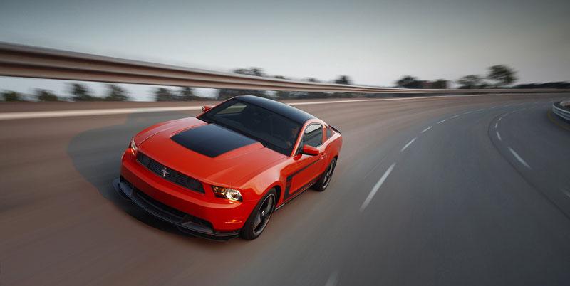 Ford Mustang Boss 302: legenda opět na scéně: - fotka 19