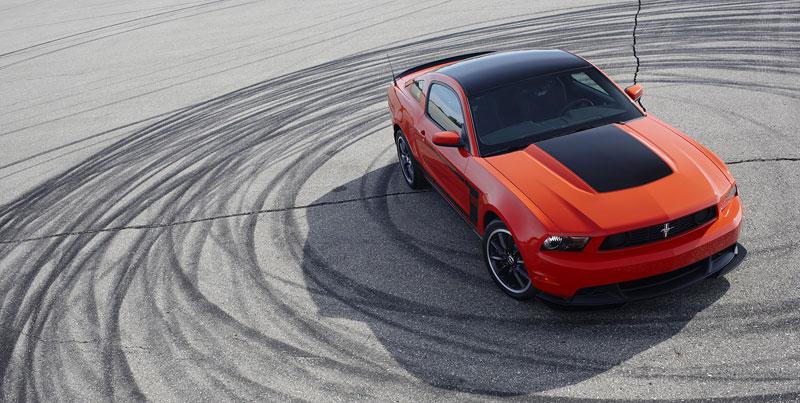 Ford Mustang Boss 302: legenda opět na scéně: - fotka 20