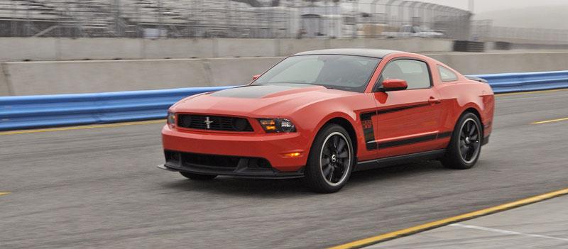 Ford Mustang Boss 302: Megagalerie legendy: - fotka 15