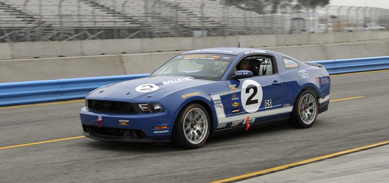 Ford Mustang Boss 302: legenda opět na scéně: - fotka 24