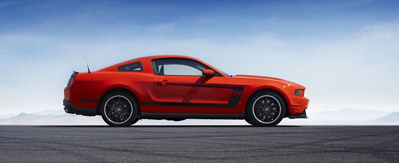 Ford Mustang Boss 302: Megagalerie legendy: - fotka 17