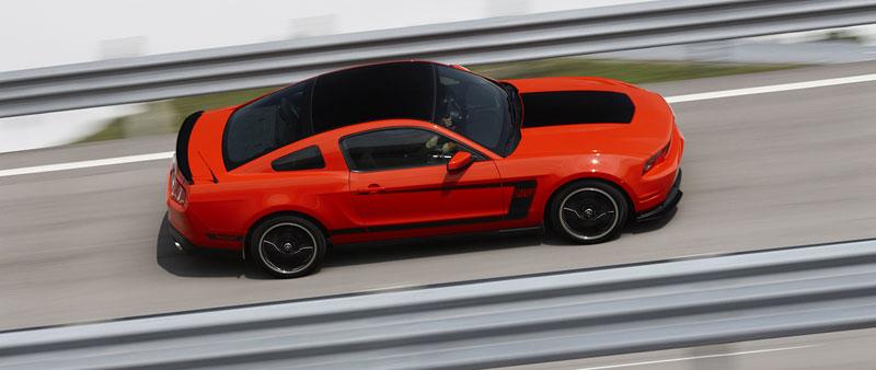 Ford Mustang Boss 302: legenda opět na scéně: - fotka 26
