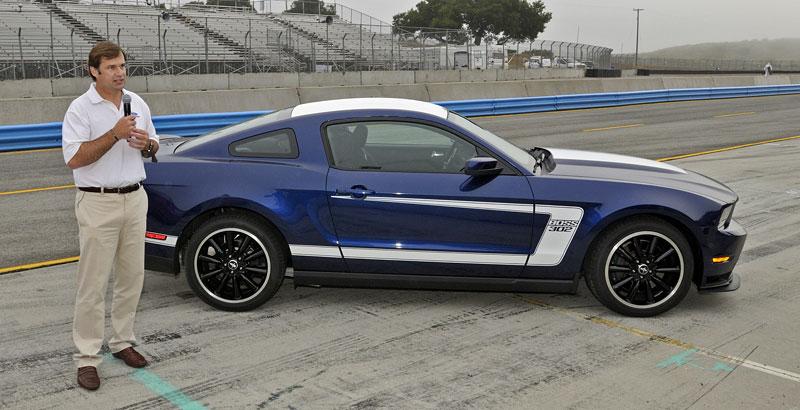 Ford Mustang Boss 302: legenda opět na scéně: - fotka 28
