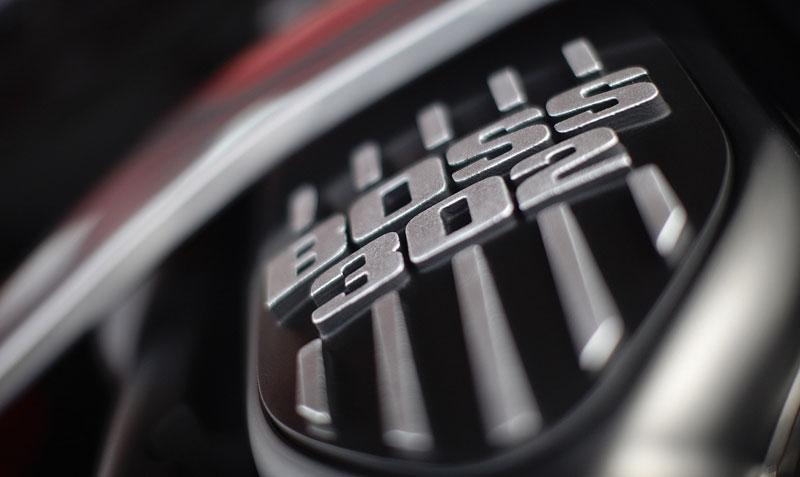 Ford Mustang Boss 302: legenda opět na scéně: - fotka 31