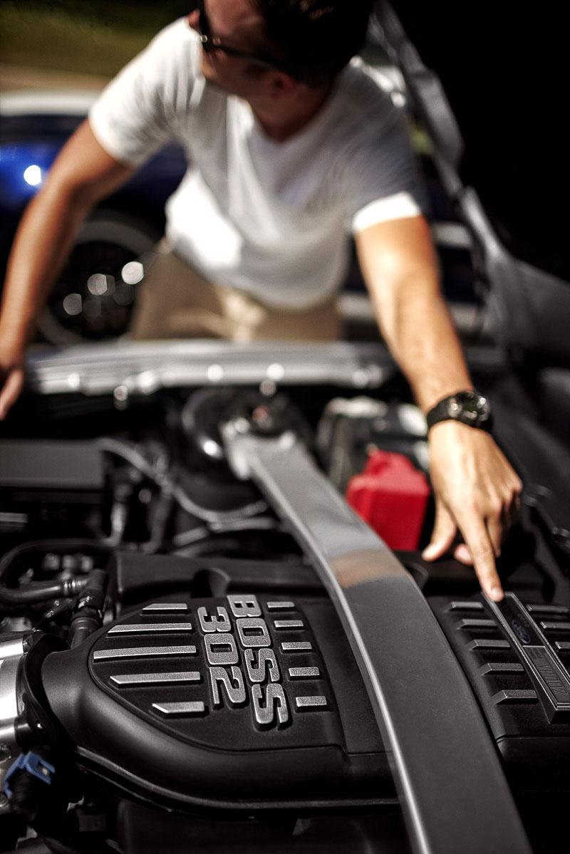 Ford Mustang Boss 302: legenda opět na scéně: - fotka 34