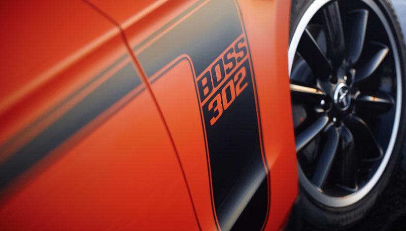 Ford Mustang Boss 302: Megagalerie legendy: - fotka 28