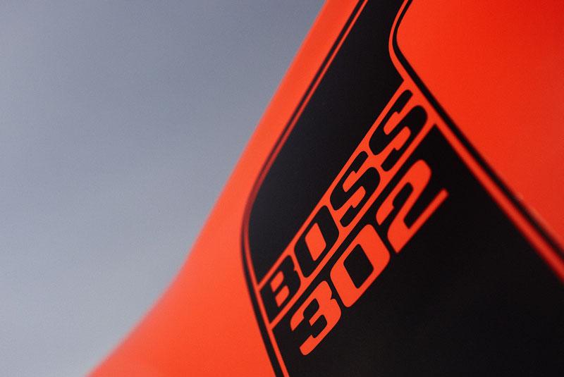 Ford Mustang Boss 302: legenda opět na scéně: - fotka 37