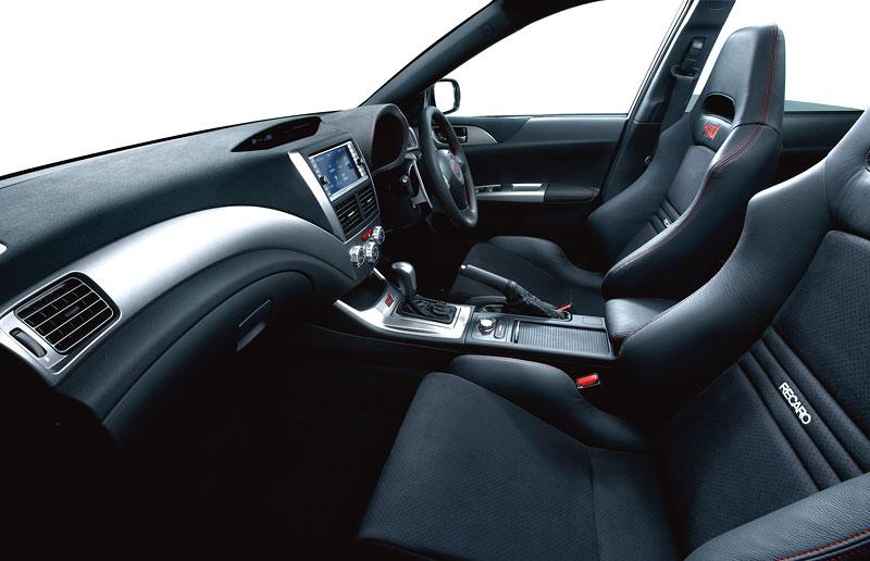 Subaru Impreza WRX STI se chystá do USA... Jako sedan!: - fotka 3