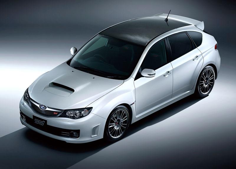 Subaru Impreza WRX STI se chystá do USA... Jako sedan!: - fotka 4