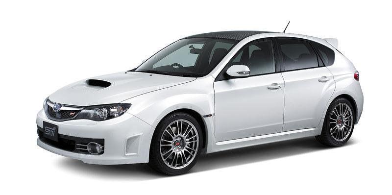 Subaru Impreza WRX STI se chystá do USA... Jako sedan!: - fotka 5