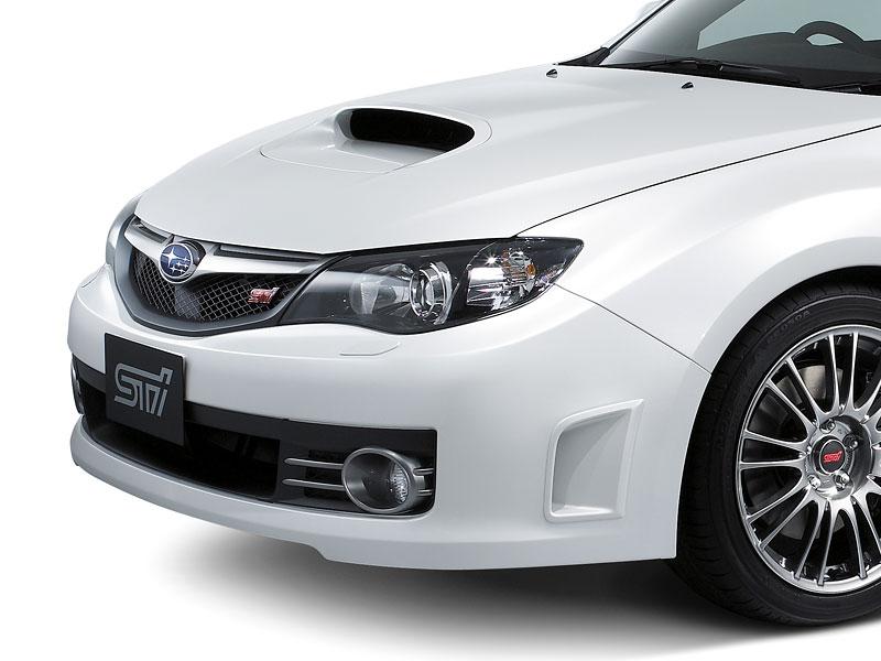 Subaru Impreza WRX STI se chystá do USA... Jako sedan!: - fotka 6