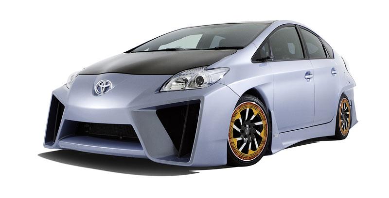 SEMA 2010: Toyota Prius, jak ji neznáme: - fotka 1