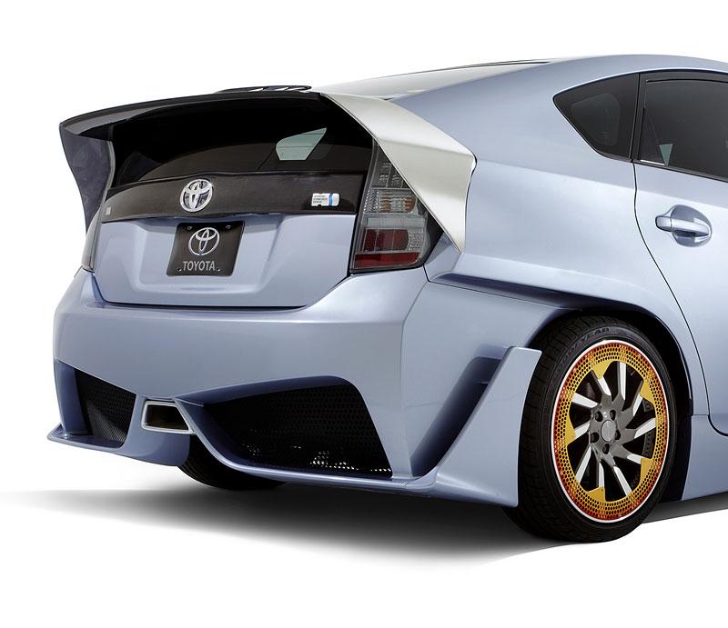 SEMA 2010: Toyota Prius, jak ji neznáme: - fotka 5