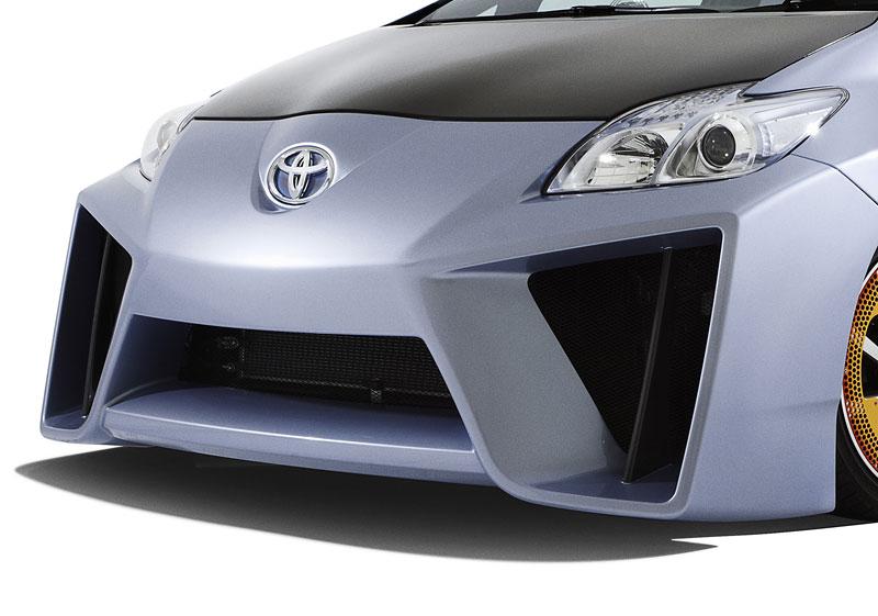 SEMA 2010: Toyota Prius, jak ji neznáme: - fotka 6