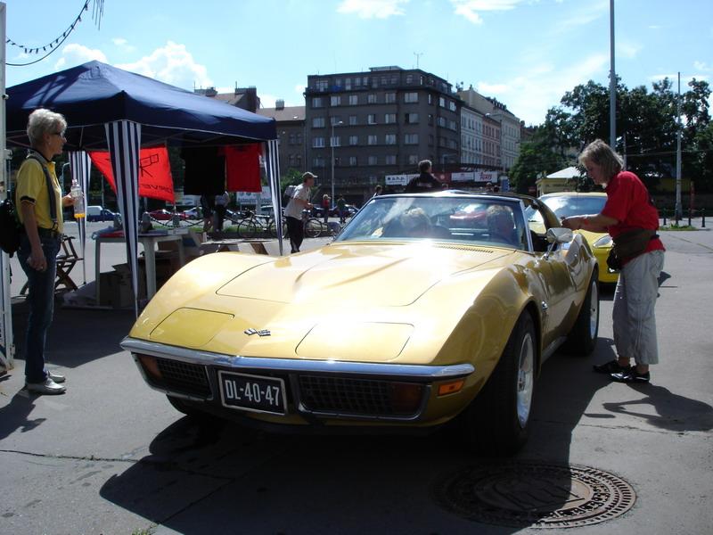 Prahou burácelo 250 Corvette: - fotka 19