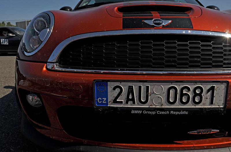 Fotoreportáž: setkání Klubu sportovních aut Brno 2012: - fotka 21