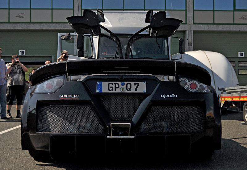 Fotoreportáž: setkání Klubu sportovních aut Brno 2012: - fotka 23