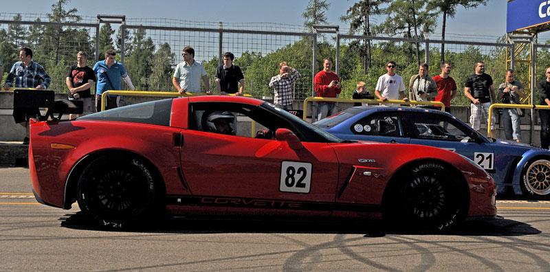 Fotoreportáž: setkání Klubu sportovních aut Brno 2012: - fotka 26
