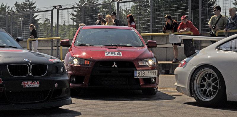 Fotoreportáž: setkání Klubu sportovních aut Brno 2012: - fotka 27