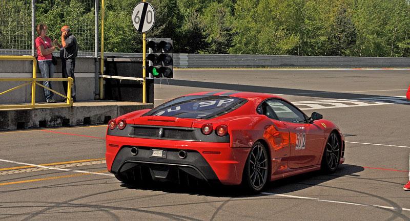 Fotoreportáž: setkání Klubu sportovních aut Brno 2012: - fotka 28