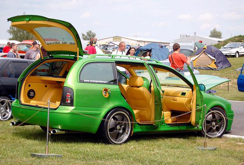 AZ pneu Tuning Cup 2008 – Fashion Cars Vysoké Mýto: - fotka 23