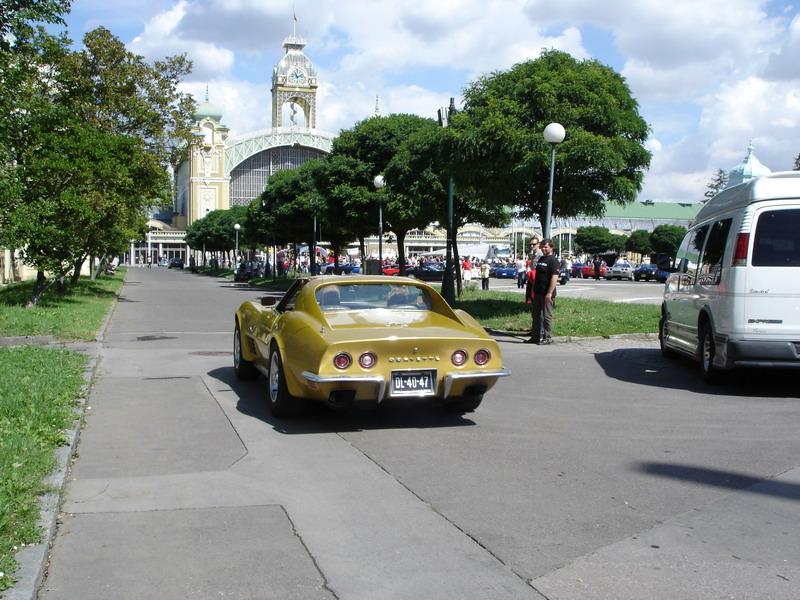 Prahou burácelo 250 Corvette: - fotka 20