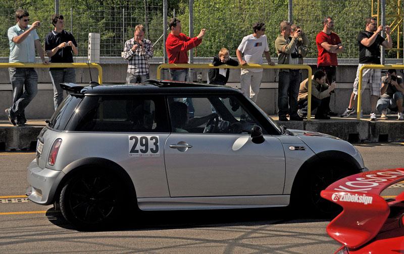 Fotoreportáž: setkání Klubu sportovních aut Brno 2012: - fotka 30