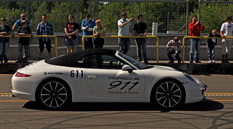Fotoreportáž: setkání Klubu sportovních aut Brno 2012: - fotka 31