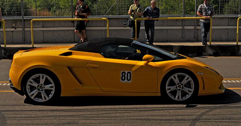 Fotoreportáž: setkání Klubu sportovních aut Brno 2012: - fotka 35