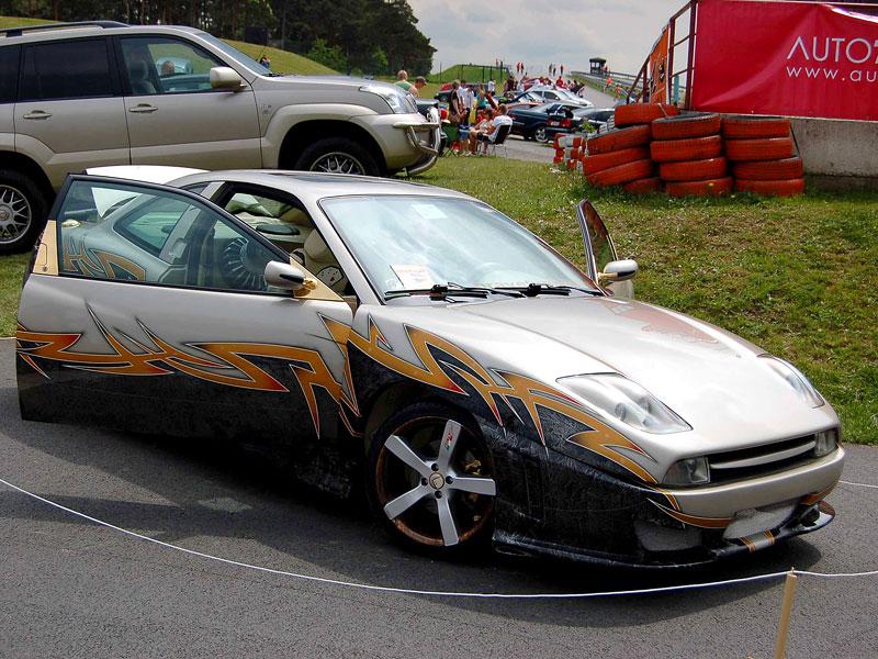 AZ pneu Tuning Cup 2008 – Fashion Cars Vysoké Mýto: - fotka 24