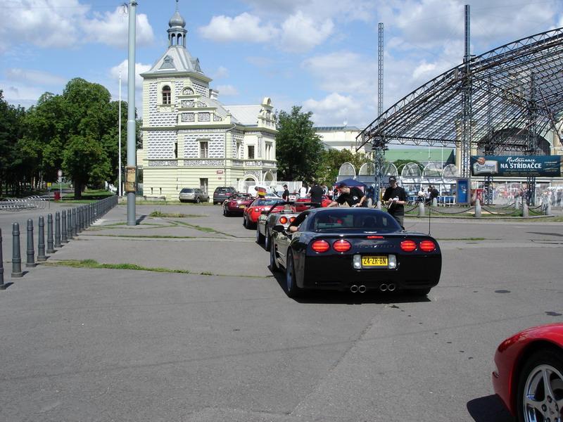 Prahou burácelo 250 Corvette: - fotka 21