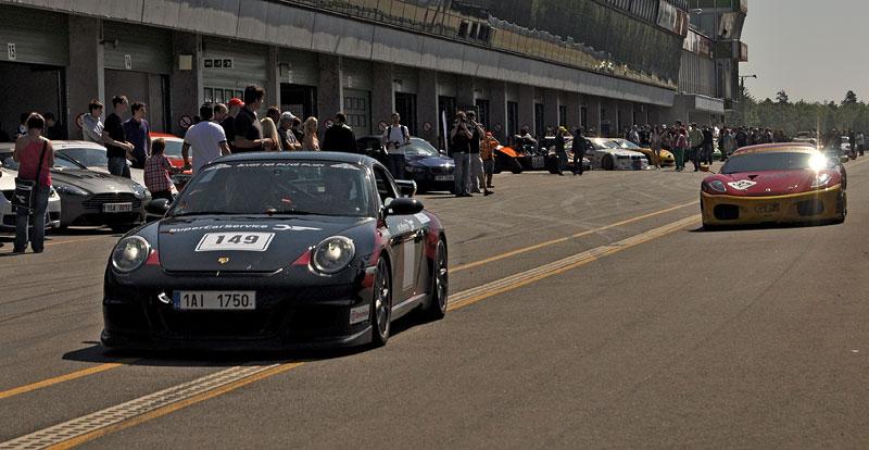 Fotoreportáž: setkání Klubu sportovních aut Brno 2012: - fotka 37